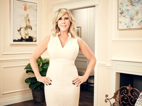 THE REAL HOUSEWIVES OF ORANGE COUNTY -- Season:12 -- Pictured: Vicki Gunvalson -- (Photo by: Tommy Garcia/Bravo)