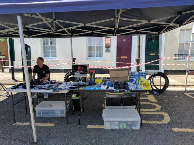 Farnham festival of cycling - Sunday 2nd July