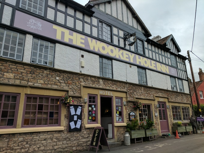 The Wookey Hole Inn, Somerset