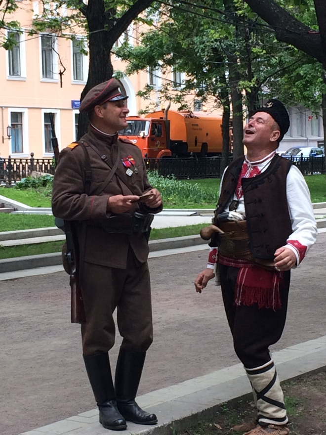 Moscow History Festival 'Times and Epochs'