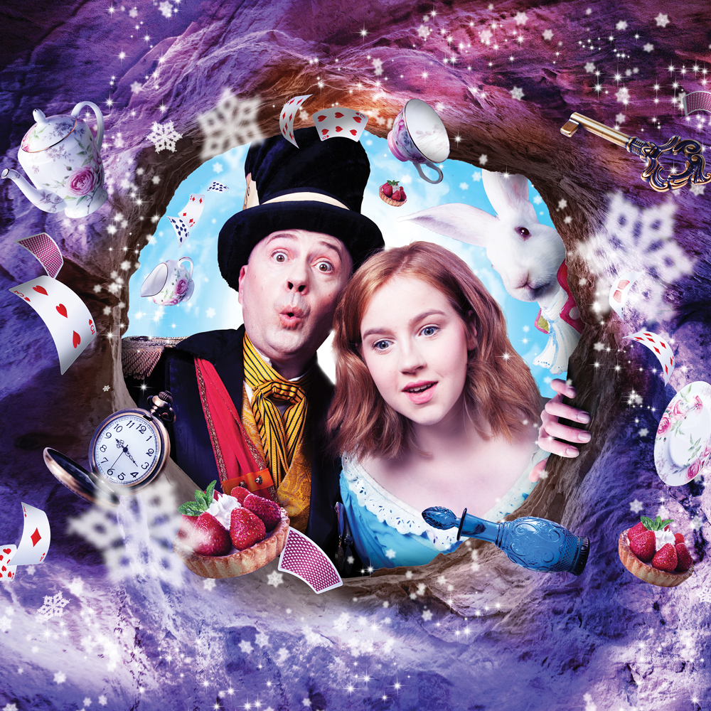 Alice in Winterland at the Rose Theatre Kingston